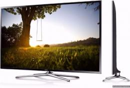 121cm-es Samsung Led TV, 3D, Smart, FullHD