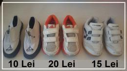 3 pár cipő!