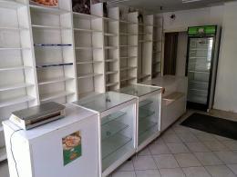 35 m2 üzlethelység Székelyudvarhelyen, Bethlen negyedben