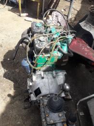 3db 4 Hengeres Aro motor