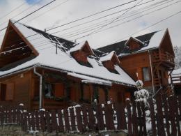 Akár panziónak is - emeletes családi ház - RUSZTIKUS Villa