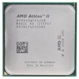 AMD Athlon II X4 640 3GHz