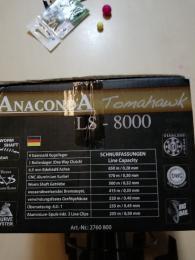 Anaconda bot es orso
