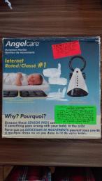 Angelcare légzésfigyelő