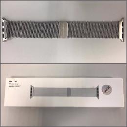 Apple Watch fém szíj mágneses zárral