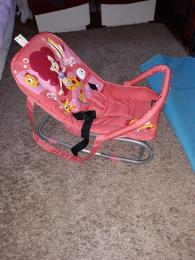 Baba szék