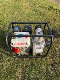 Benzinmotoros vízpumpa