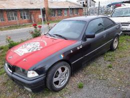 BMW E36, coupe, 2.5 benzin, drift versenyautó, 220 LE