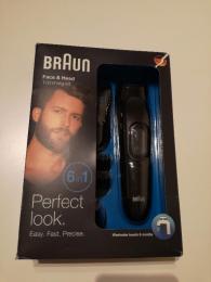 Braun hajvágógép