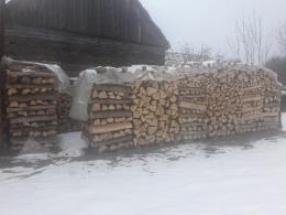Bukkfa szaraz hasitott