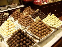 Csokolade gyar -Nemetorszag