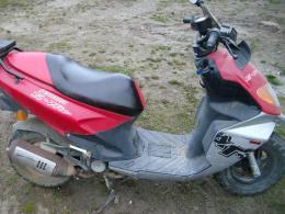 Daelim motorkerekpar