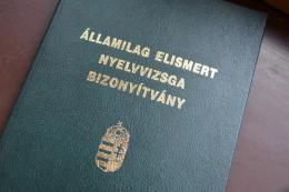 ✅ Diploma Nyelvvizsga Érettségi OKJ