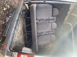 Duba hátsó ülés