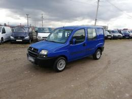 Fiat Doblo 1.9 JTD - BEIRVA FORGALOMBA