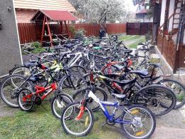 Frissen behozva nemetorszagbol kerékpárok