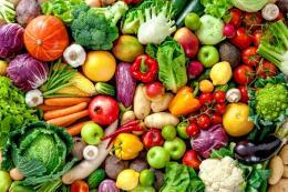 Frissen termelt Ákosfalvi zöldségek.