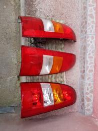 G Astra hátsó lámpák