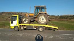 Traktor - Targonca - Utanfuto - Gepszallitas - Automentes