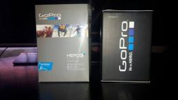 Gopro Hero 3+ Silver FULL PACK