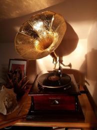 Patefon gramofon