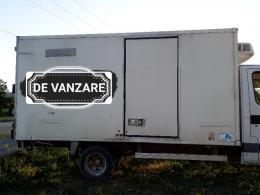 Hűtő doboz Iveco daily