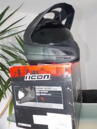 Icon motoros sisak