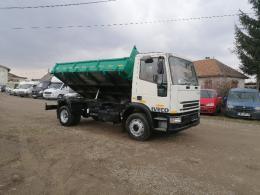 Iveco Eurocargo BILLENCS BASZKULANT 12 tonnas FRISSEN HOZVA
