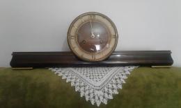 Junghans régi Német Kandalló óra