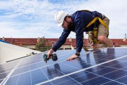 Képzési program napelemszerelő Tanúsítvány megszerzésére