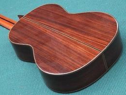 Klasszikus gitar Amalio Burguet