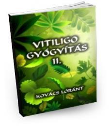 Könyv a vitiligo gyógyításának új lehetőségeiről!