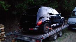 Chrysler pt cruiser 2,2 crd diesel