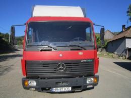 Mercedes Benz 814 Atego