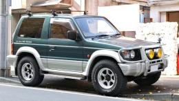Mitsubishi pajero alkatreszek