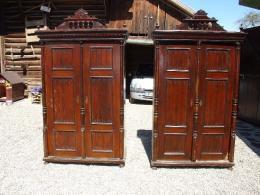 Német stílusú régi bútorok
