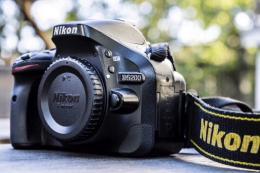 Nikon D5200 + 1 akumlátor