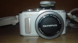 Olympus Pen pl-8 érintőképernyős fényképezőgép
