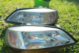 Opel Astra g lampak