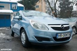 Opel Corsa automata, 2008, benzines, 1229 cm3, 80 HP
