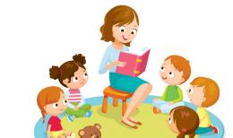 Óvodások és általános iskolások felügyelete és tanítása