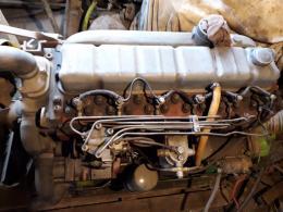 Perkins motor