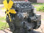 Perkins motor 4H