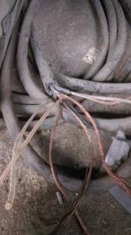Réz kábel 4 szálas