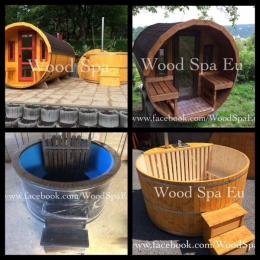 Szauna, Hordo Szauna, Wood Spa