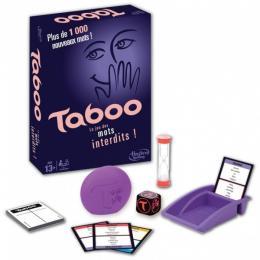 Taboo Hasbro társasjáték