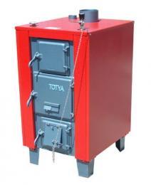 Totya VR48, 48kW vegyestüzelésű kazán + auto. huzatszabályzó