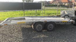 Trailer 2000 kg beirva