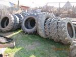 Traktor gumik