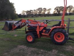 Traktor Kubota B50 H=e=ST 17
